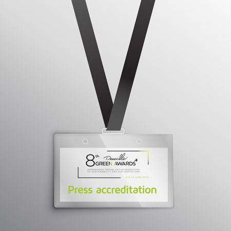 Press accreditation
