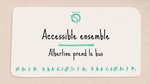 cat14 accessibleensemble
